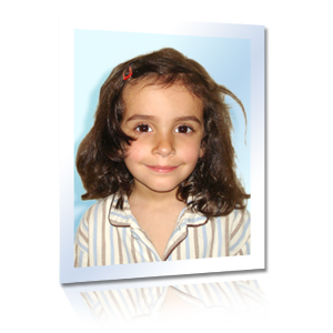 Isaure, 5 ans