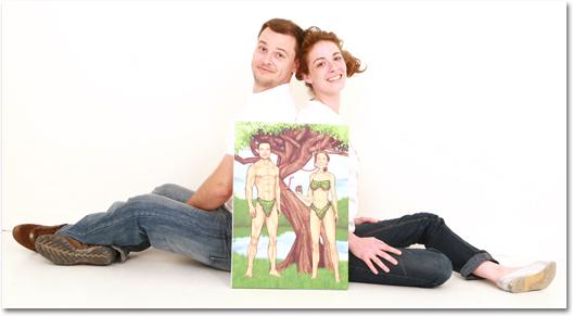 Cadeau Original Couple