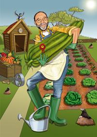 Id e cadeau d part en retraite cadeaux d part en retraite - Cadeau pour jardinier ...