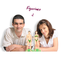 Figurines Cloonies